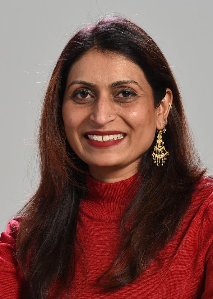 Hina Patel, P.E.