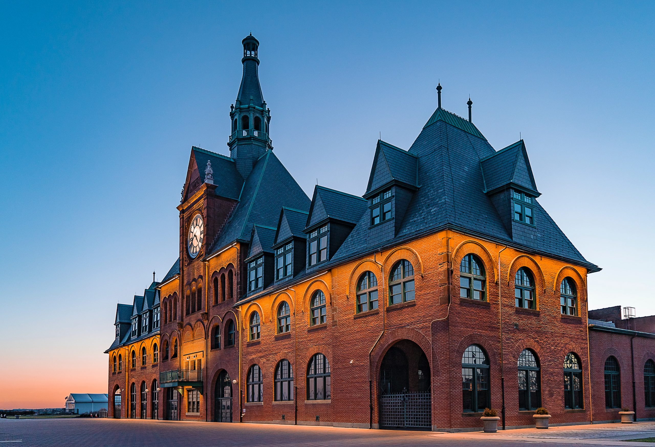 NJ railroad terminal in Jersey City on ACECNJ-American-Council-of-Engineering-Companies-Scholarship-Page